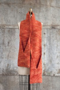 Fairmont Fibers_Pocket Scarf